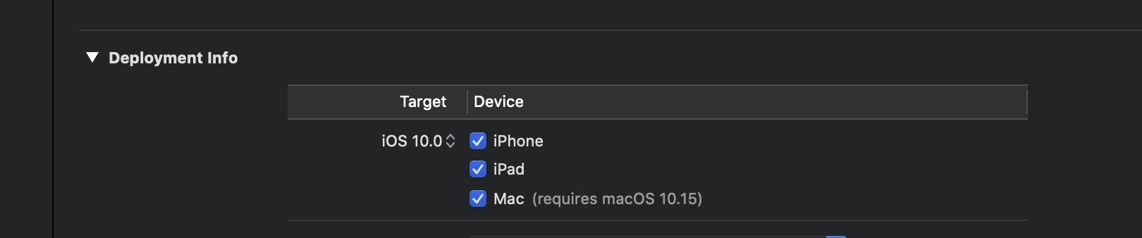 勾选Mac